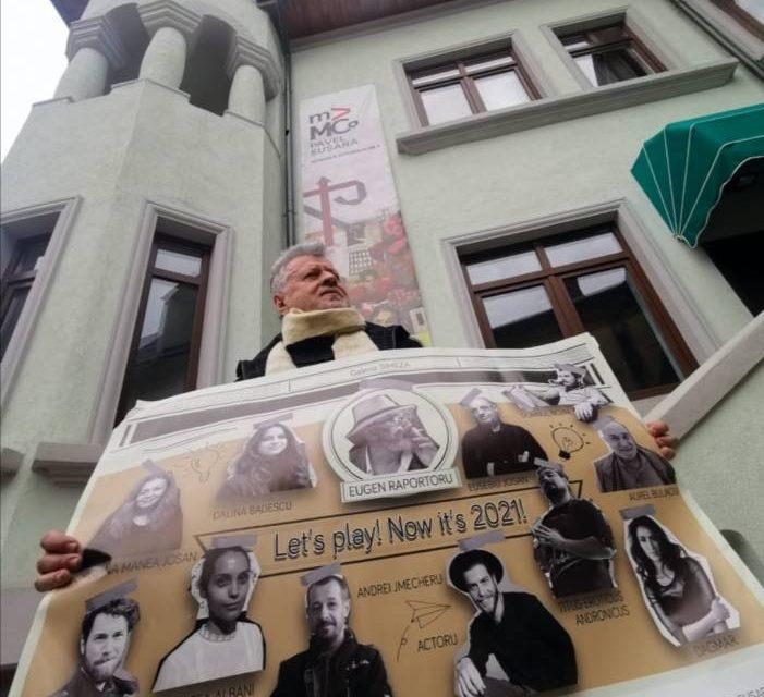 """""""Simeza la Șușară"""" @ Muzeul de Arta Modernă și Contemporană Pavel Șușară"""