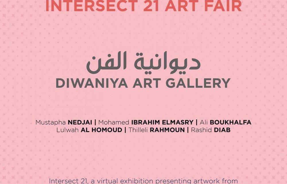 Diwaniya Art Gallery @ INTERSECT21 Art fair