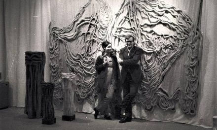 Ritzi și Peter Jacobi în 1969