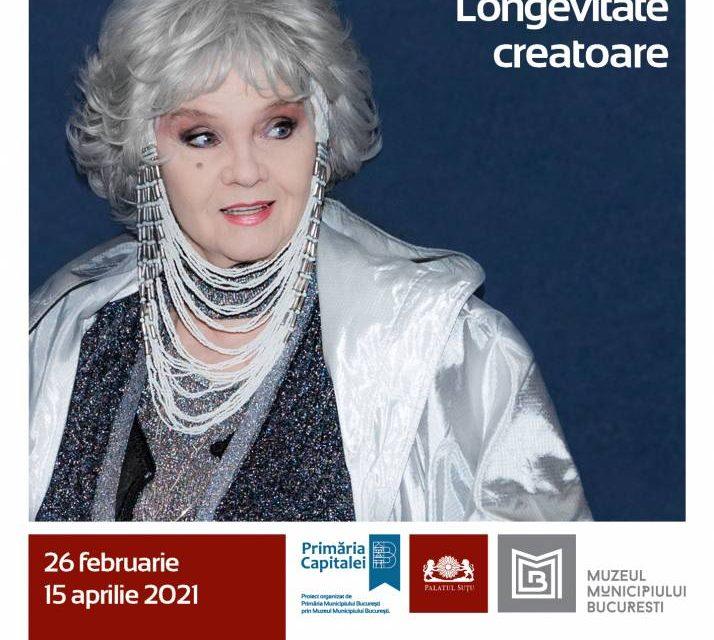 """O expoziție eveniment la Palatul Suțu: """"Margareta Pâslaru. Longevitate creatoare"""""""