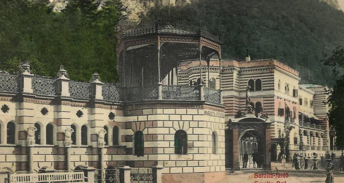 Băile Herculane odinioară şi azi @ Institutul Cultural Maghiar – București