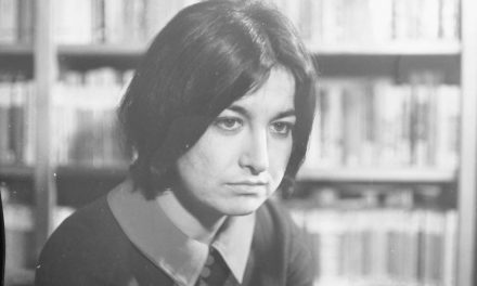 Ceramista Ioana Stepanov, 1971