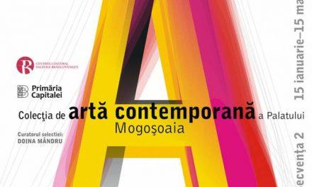 Colecția de artă contemporană a Palatului Brâncovenesc de la Mogoșoaia – secvența 2