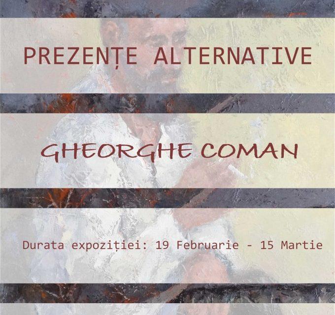 """Expoziție Gheorghe Coman """"Prezențe alternative"""" @ Galeria Ion Frunzetti, Bacău"""