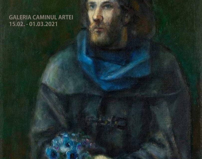"""Expoziție personală Vasile Mureșan-Murivale """"Autoportret cu anemone"""" @ Galeria Căminul Artei, București"""