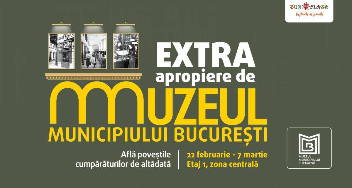 Sun Plaza continuă și în 2021 seria expozițiilor neconvenționale cu încă trei muzee