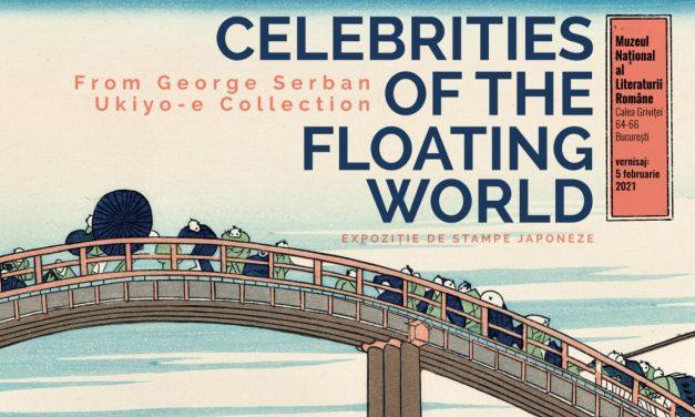 """Expoziţia de stampe japoneze """"Celebrităţi din Lumea Plutitoare"""" @ Muzeul Literaturii Române"""
