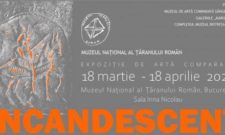 """Vernisaj Expoziție de artă comparată """"incandescent"""" @ Muzeul Naţional al Ţăranului Român"""