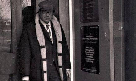 Peter Jacobi la Institute of Contemporary Arts, ICA LONDON, 1969