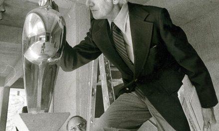 Barbu Brezianu în 1977