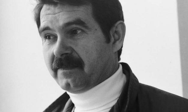 Graficianul Constantin Baciu