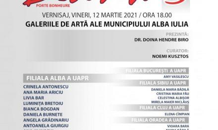 """expoziție """"Blank 3"""" @ Galeria de Artă a Municipiului Alba Iulia"""