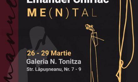 "Expoziție Emanuel Chiriac ""ME (N ) TAL"" @ Galeria de artă ""N. Tonitza"""