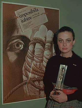 S-a stins artista Klara TAMAȘ 20.08.1946–04.03.2021