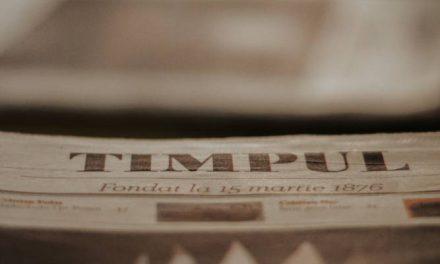 (Re)Lansarea Revistei TIMPUL