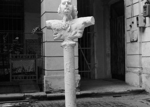 Mircea Spătaru, Horia martirul, sculptură, 1972