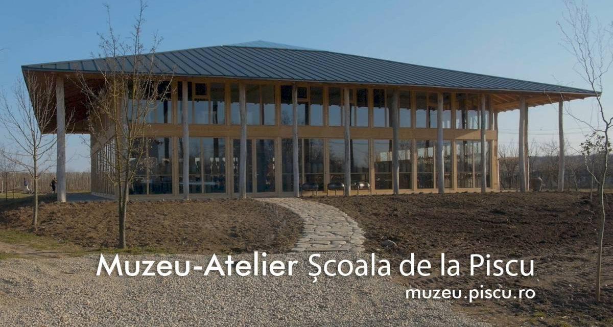 Muzeu-Atelier Școala de la Piscu