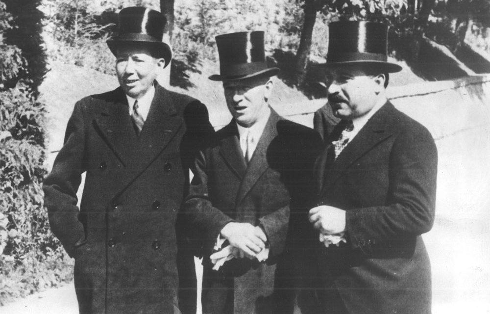 Nicolae Titulescu (1882–1941) – 80 de ani de la dispariţia marelui diplomat român