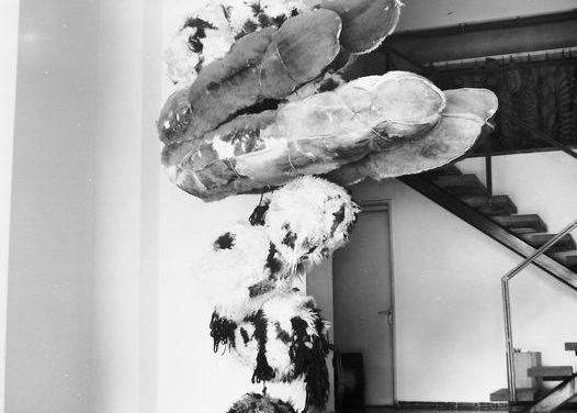Tapiserie de Ana Lupaș la Galeria Nouă