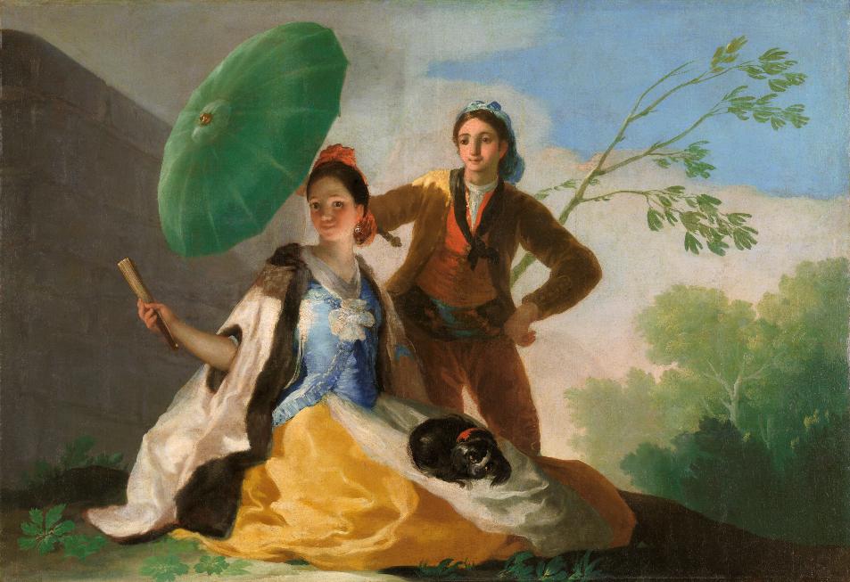 Umbrela de soare Goya