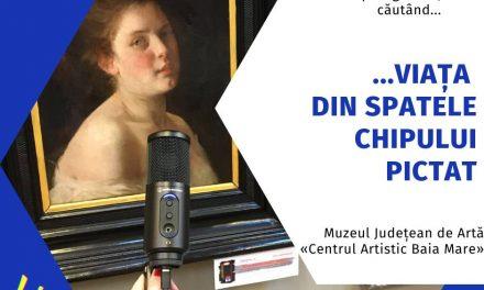 Muzeul Judeţean de Artă «Centrul Artistic Baia Mare» anunță lansarea seriei mini-interviurilor transmise în direct, on-line