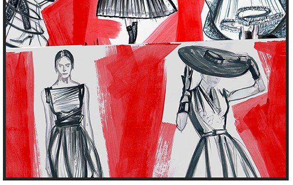 """""""FRUMUSEȚE LA FEMININ"""" expoziție personală ALINA MANOLE @ SINGER ROMÂNIA"""
