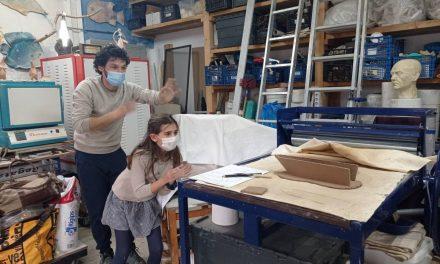 Cursuri de ceramica in atelierul artistului Ciprian Ariciu