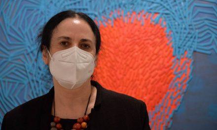 """Vernisaj Florica Prevenda """"anonymous"""" @ Annart Gallery, București"""