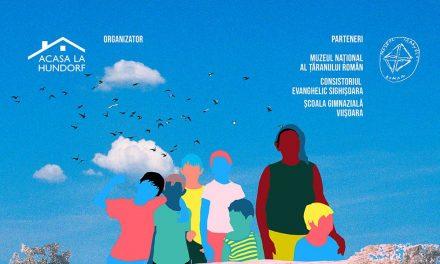Asociaţia Acasă la Hundorf lansează ediția a V-a / 2021 aŞcolii de-Acasă (Hundorf)