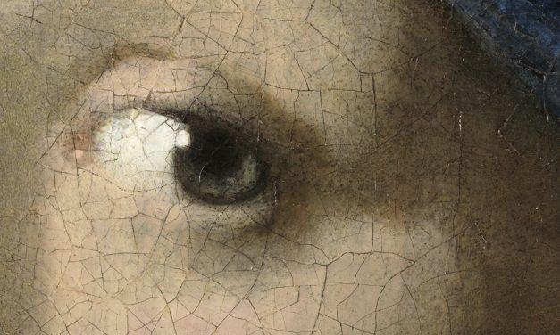 """""""Fata cu cercel de perlă"""", pictată în 1665, poate fi admirată acum la o rezoluție de 10 miliarde de pixeli"""