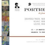 "Expoziție ""Portret de familie"": Andreea – Mara Mancaș, Mihai Mancaș, Laura Mancaș @ Galeria de artă ""N. Tonitza"", Iași"