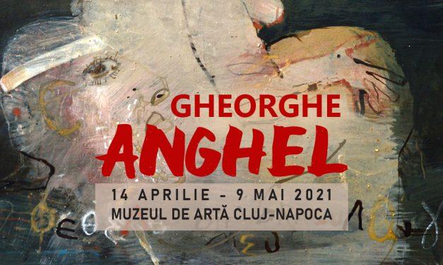 """Expoziția de pictură și obiect """"Gheorghe I. Anghel"""" @ Muzeul de Artă Cluj-Napoca"""