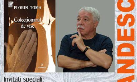 Florin Toma – lansarea cărții Colecţionarul de vise @ MTR