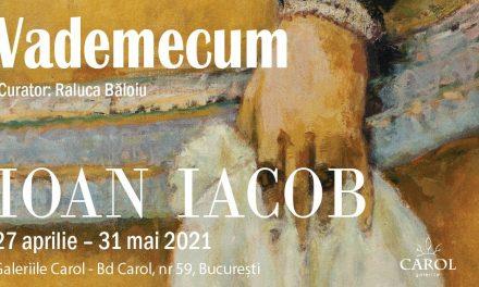 Ioan Iacob – VADEMECUM @ GALERIILE CAROL