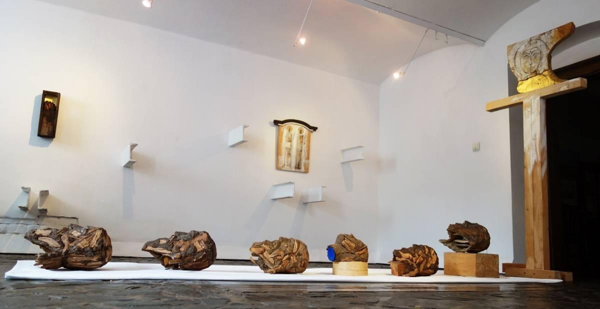 """Expoziție de sculptură Laurențiu Mogoșanu """"Lumina neapropiată"""" @ Galleria 28, Timișoara"""