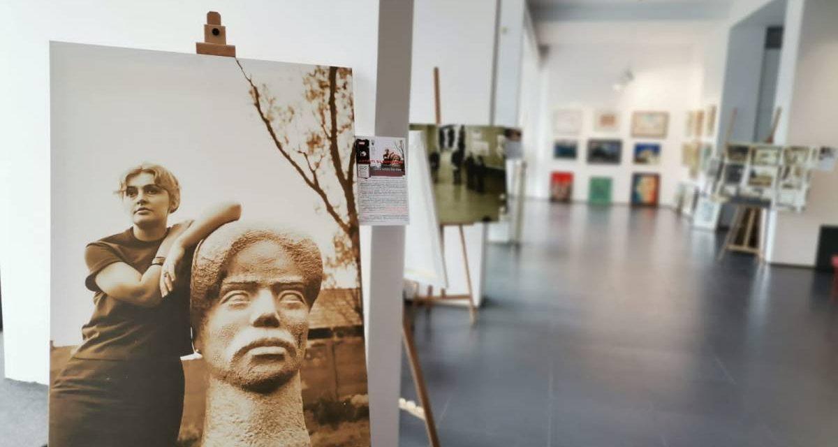 """""""ARTIȘTI ȘI TOPOSURI.Un compendiu de istorie culturală în imagini a Centrului Artistic Baia Mare"""" @Galeria de Artăa UAP Baia Mare"""