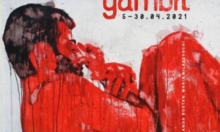 """expoziția """"Gambit"""" semnată de către ARIS TUREAC @ Galeria de artă DANA din Iași"""