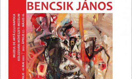 """Expoziția de pictură și grafică """"Bencsik János 75+1"""" @ Muzeul de Artă Cluj-Napoca"""