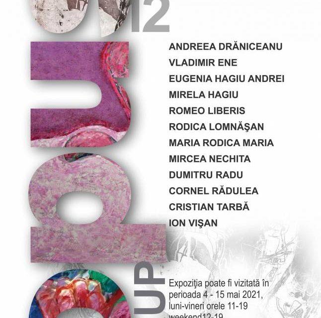 Expoziție Grup Opus @ Galeria Simeza, București