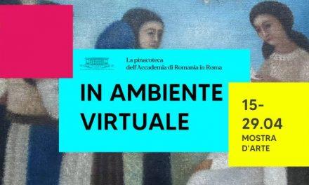 Expoziție de Artă cu Lucrări din Pinacoteca Accademia di Romania in Roma