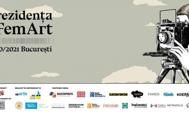 Asociația Română a Femeilor în Cinema lansează ediția a patra a Rezidenței FemArt pentru femeile cineast