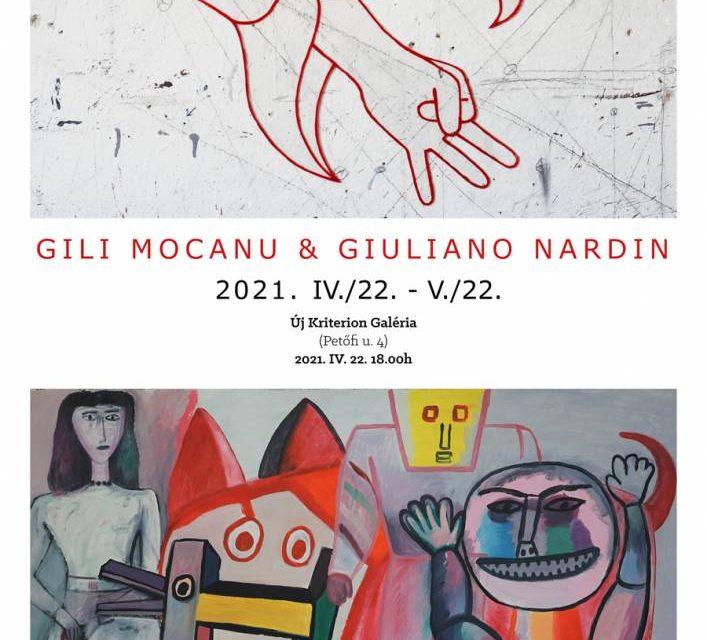 "Expoziție Gili Mocanu & Giuliano Nardin ""FIXED CARTOONS"" @ Galeria Uj Kriterion, Miercurea Ciuc"
