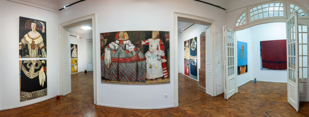 Ioan Iacob expozitia VADEMECUM @ Galeriile Carol