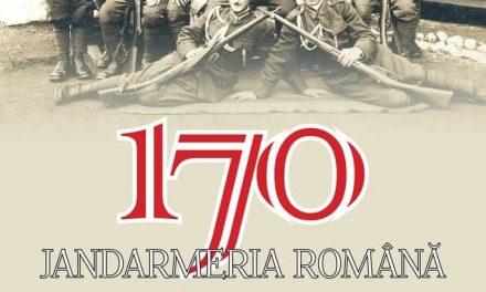 """Deschiderea expoziției """"Jandarmeria Română 1850 – 2020""""la Complexul Muzeal Arad"""