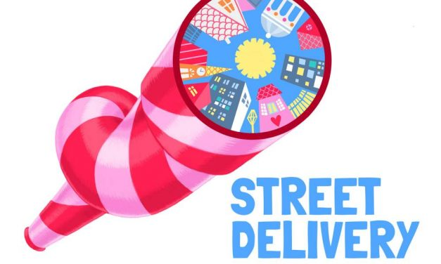 APEL DE PROIECTE Street Delivery 2021 :: Leapșa!