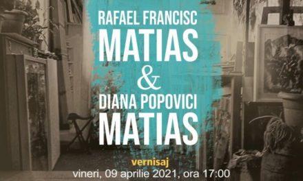 """Expoziții """"Structuri"""" și """"Tandem cromatic III"""" @ Râmnicu Vâlcea"""