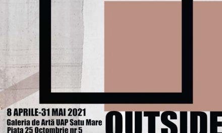 """Anuala de arte vizuale a tinerilor artiști din UAP, filiala Satu Mare """"Inside Outside ART"""" @ Galeria de Artă, Satu Mare"""