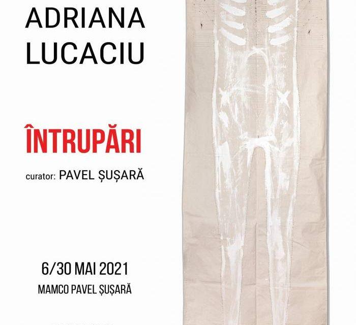 """Adriana Lucaciu – """"Întrupări"""" @ MAMCO"""