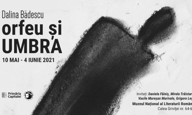 Dalina Bădescu – expoziția Orfeu și umbra la MNLR