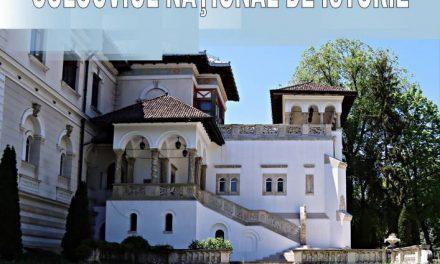 Colocviul Național de Istorie, 18 mai 2021, la Muzeul Național Cotroceni